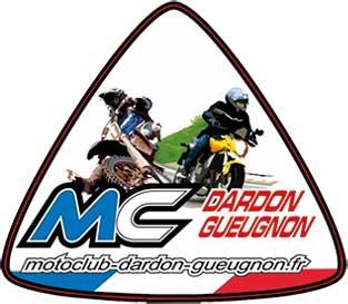 logo motoclub dardon gueugnon