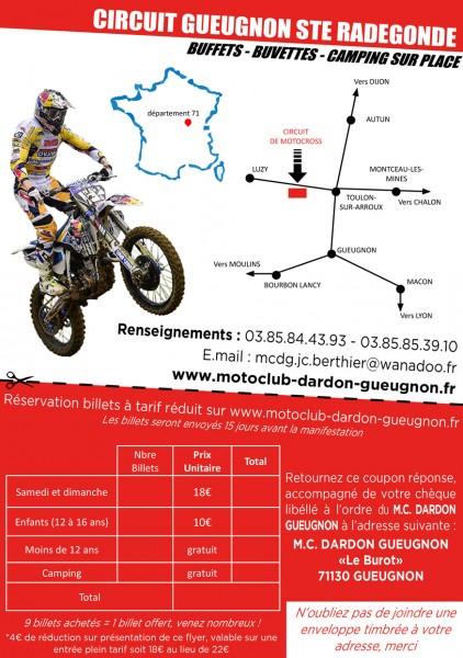 Championnat de france motocross élite 2015