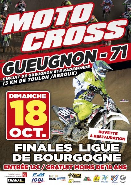 finale du championnat de Bourgogne 2015 à Gueugnon