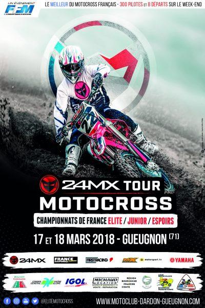motocross gueugnon 2018